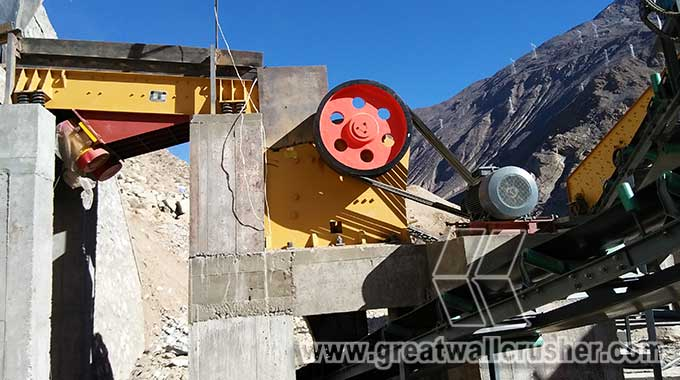 jaw crusher for stone crushing plant Philippines