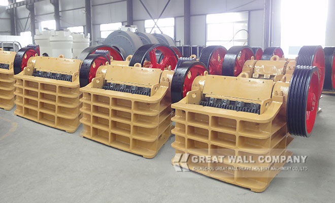 Stone jaw crusher for sale in 2017 mining and construction industry