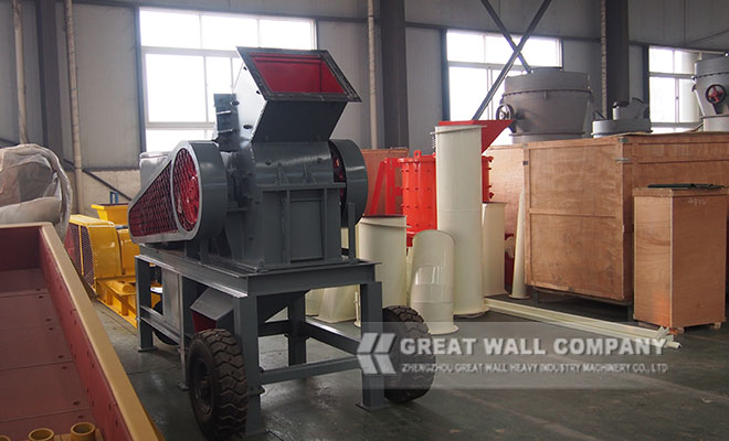 diesel engine hammer crusher for sale Saudi Arabia