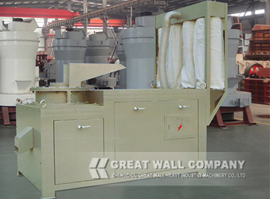 TWP Efficient Fine Crusher